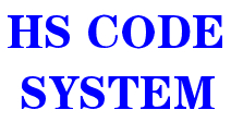 hs code system