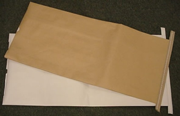 paper laminated polypropylene bags