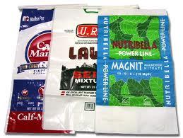bopp laminated pp woven bags