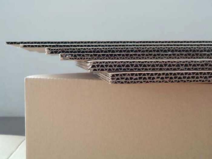 corrugated kraft paper